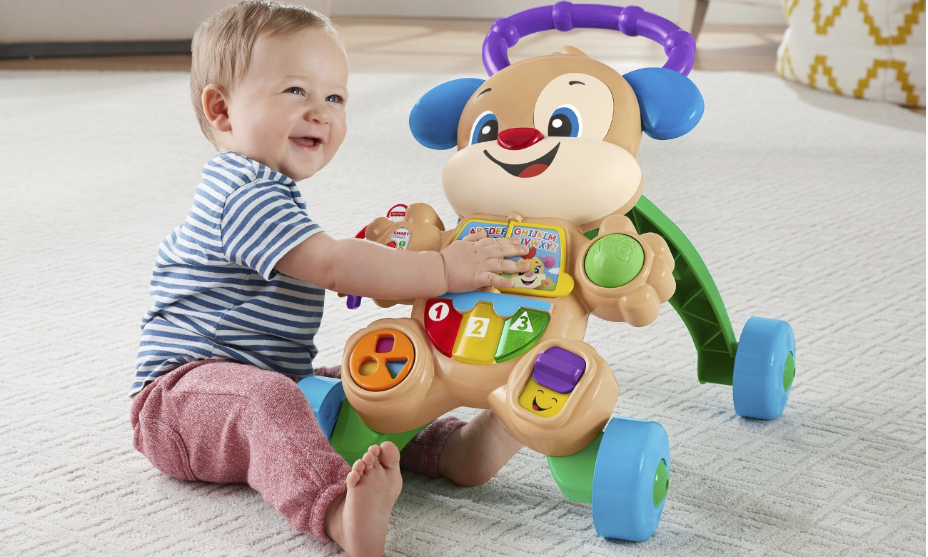 fisher price chodzik