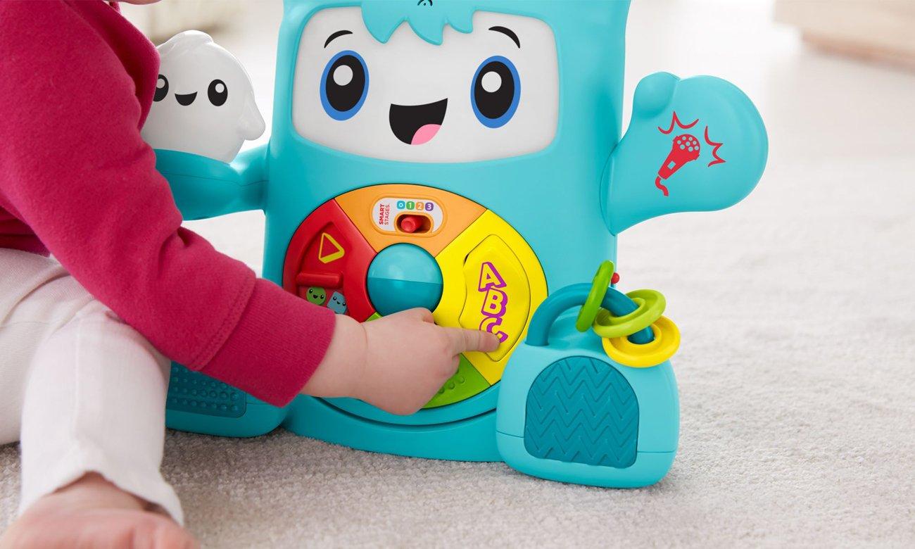 fisher price zabawka interaktywna