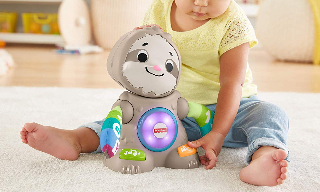 fisher price lama do nauki