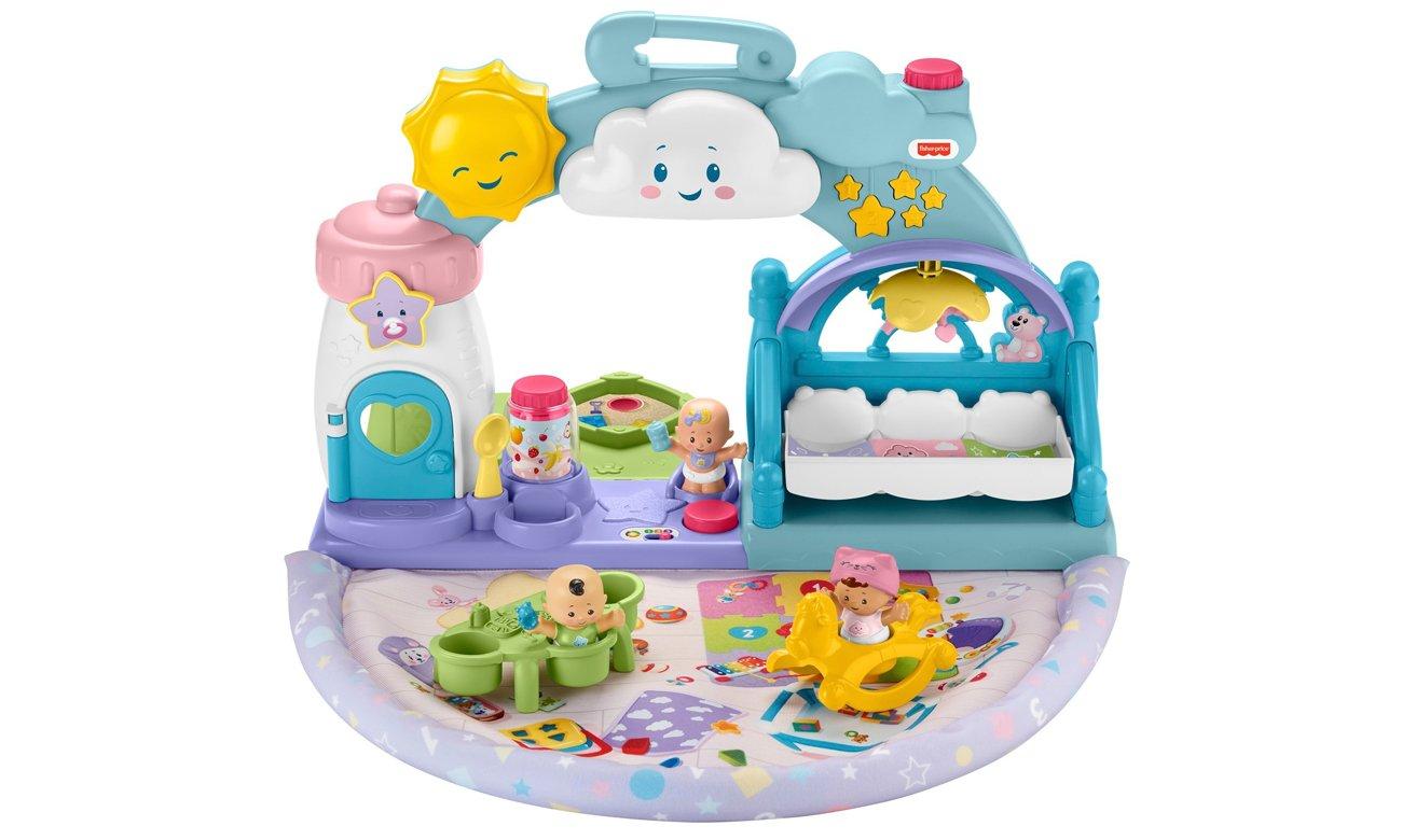 little people zestaw dla dziecka