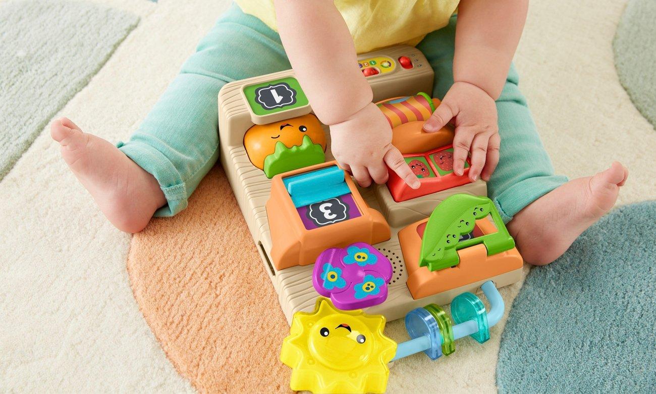 zabawka dla maluszka fisher price