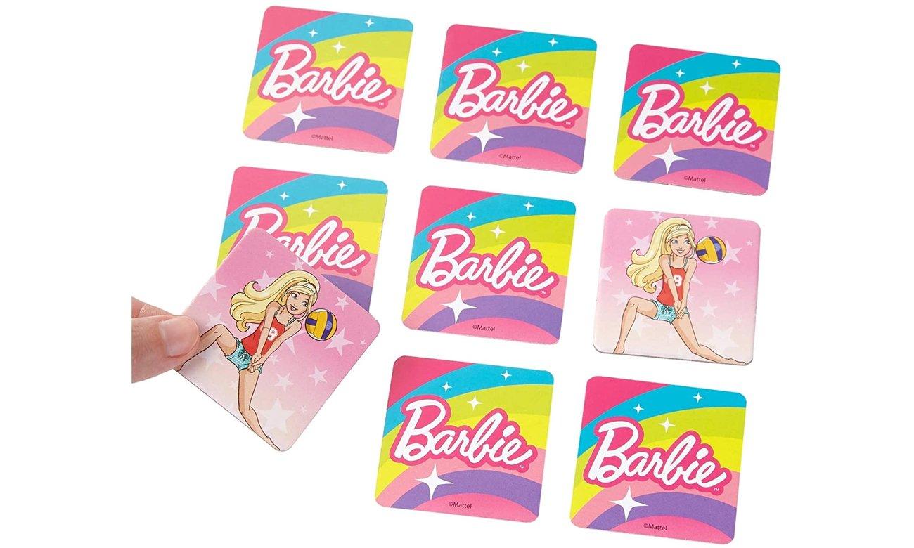 Fisher Price Memory dla dzieci Barbie