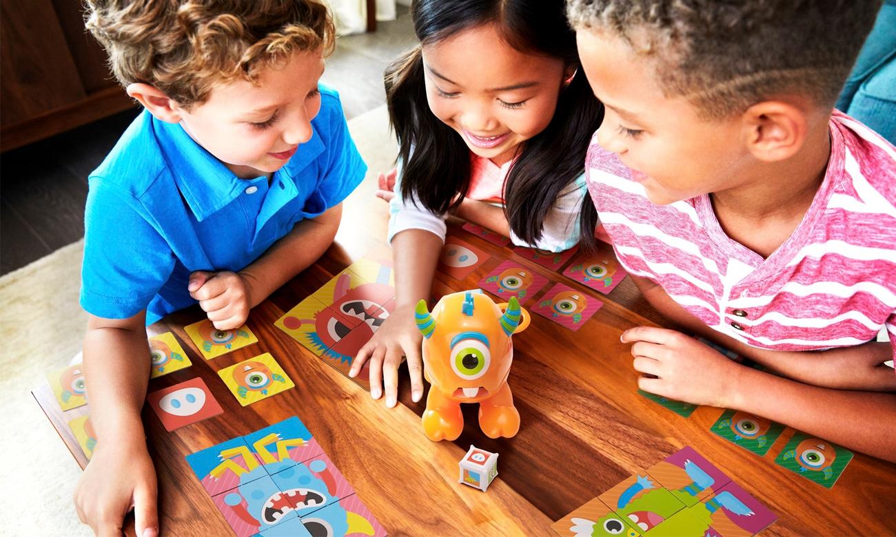 Fisher Price Potworkowe Memory Gra dla dzieci