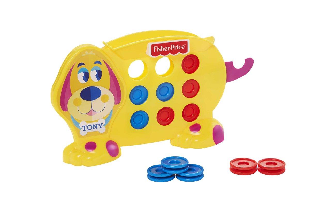 Gra dla dzieci Ułóż 3 Fisher-Price GWN53