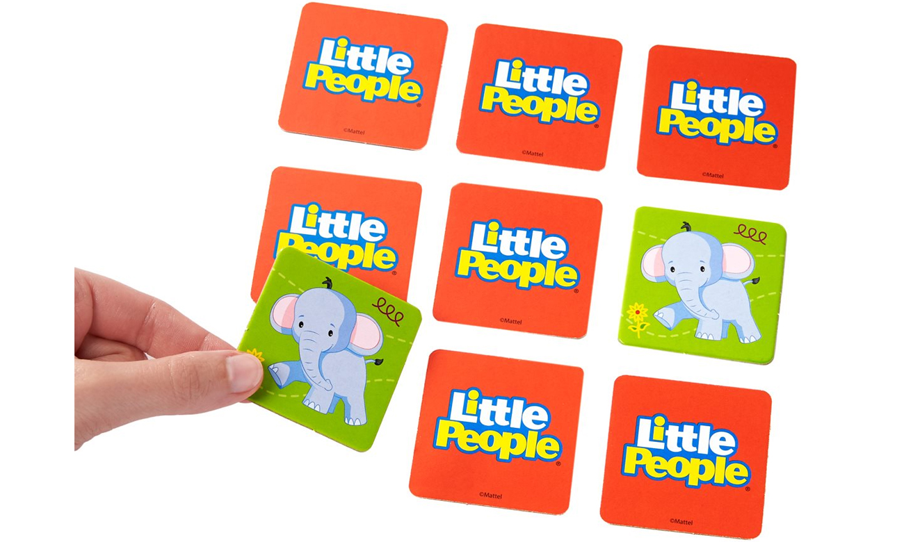 Fisher Price Memory dla dzieci Little People