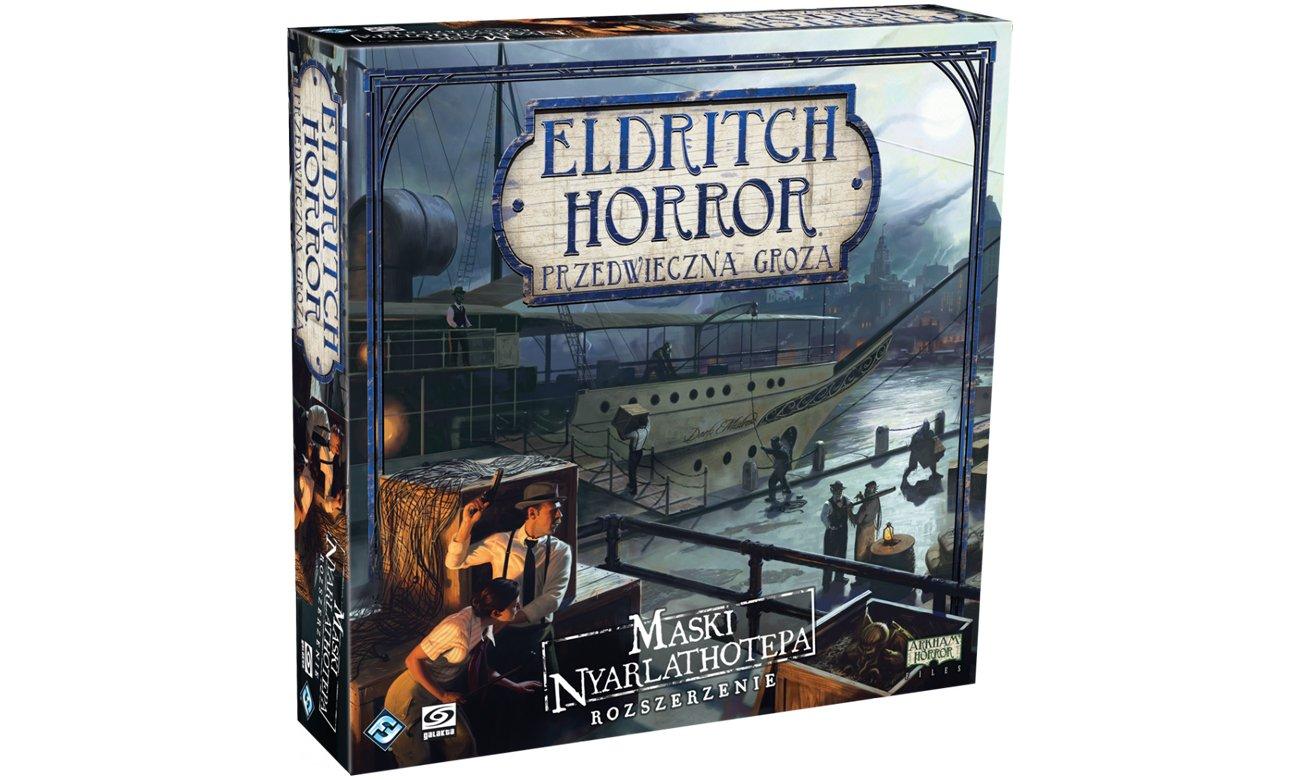 eldritch horror dodatek