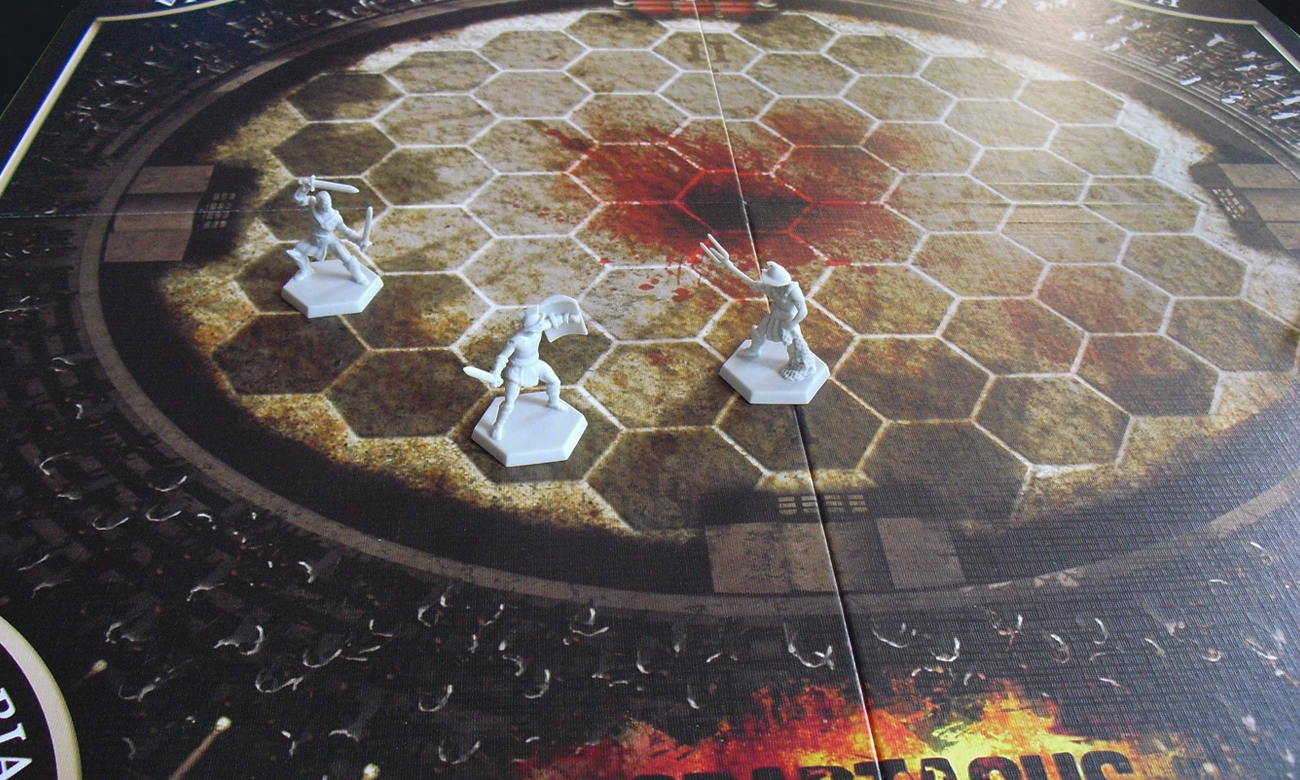 Games Factory Publishing Spartakus: Krew i Zdrada