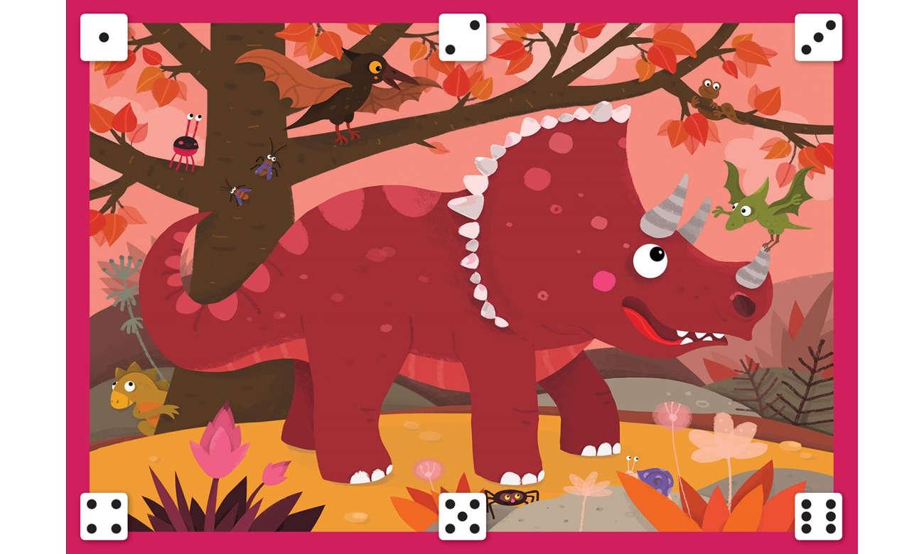 Granna Moje Dinozaury GR-5999