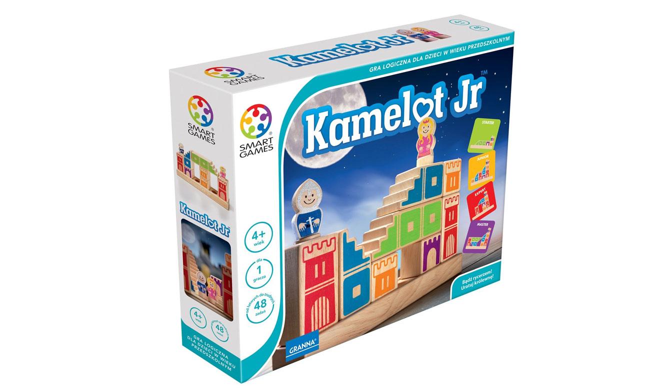 zawartość zestawu Granna SMART Kamelot GR-6385