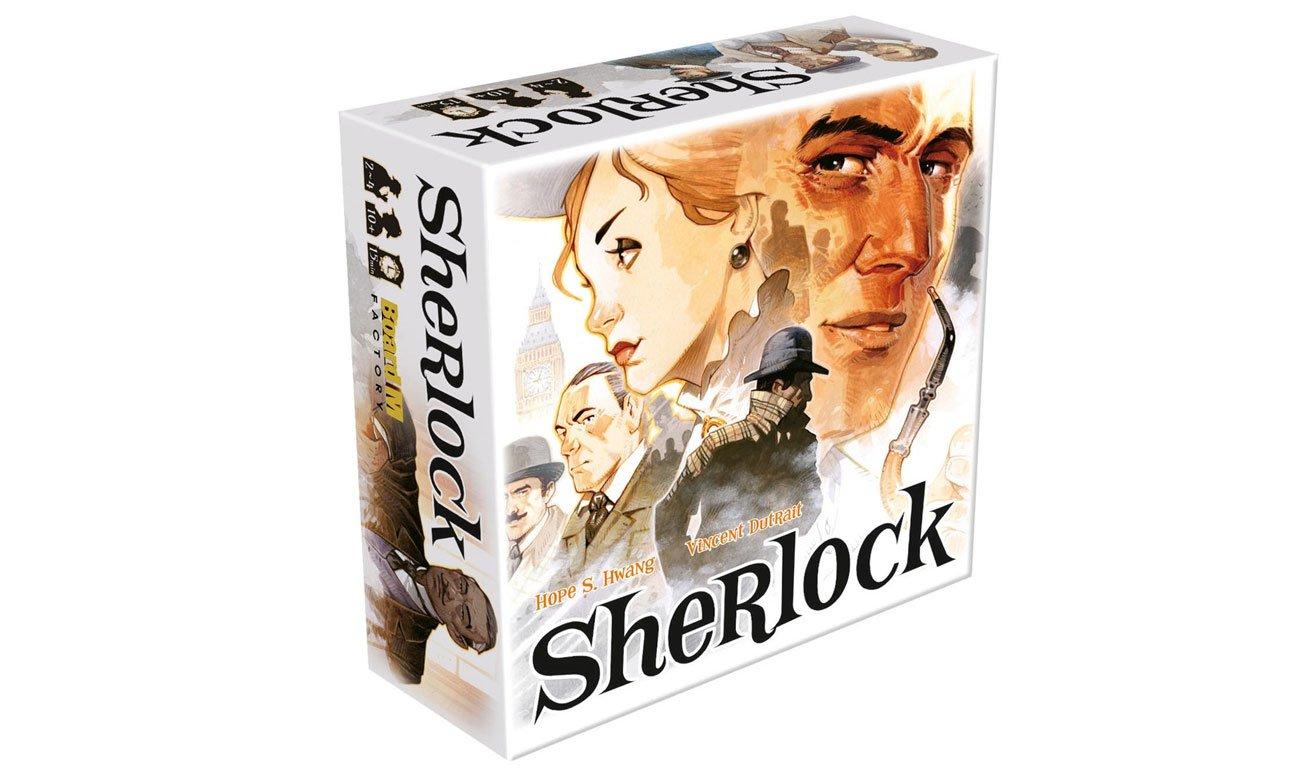 Gra karciana Granna Sherlock GR-6475