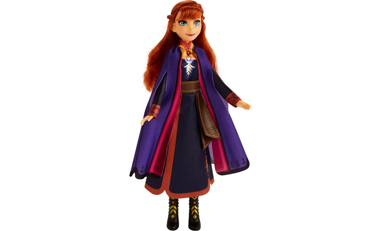 Hasbro Disney Frozen 2 Śpiewająca Anna E6853