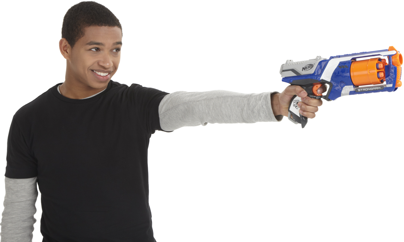 NERF N-​Strike Elite Strongarm