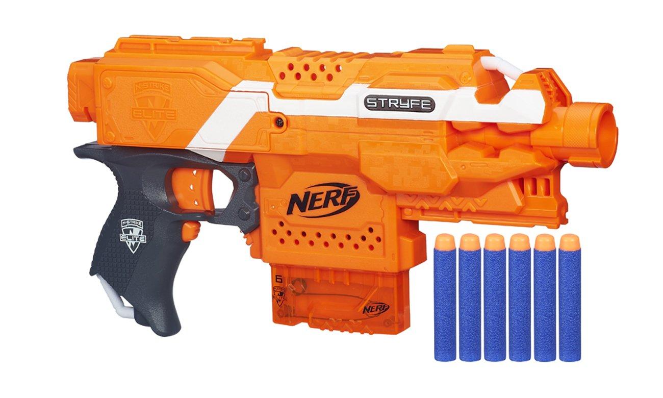 NERF N-Strike Elite Wyrzutnia Stryfe