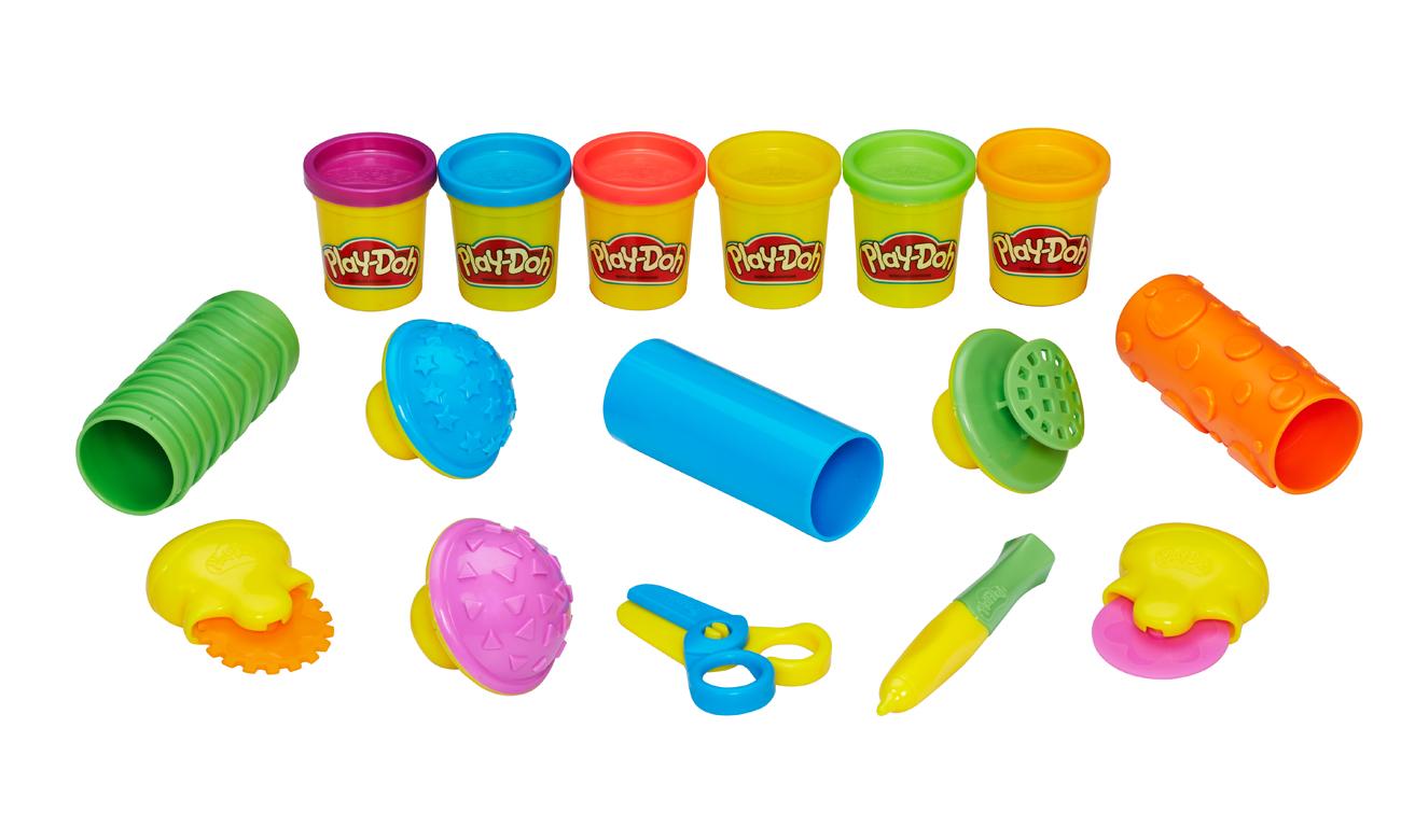 HASBRO Play-Doh Faktury i Narzędzia