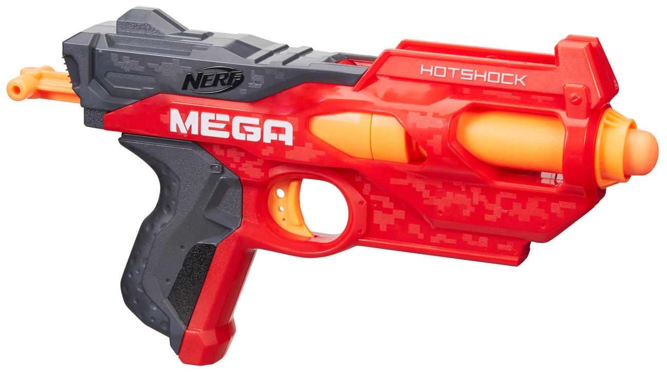 NERF N-Strike Mega Hotshock