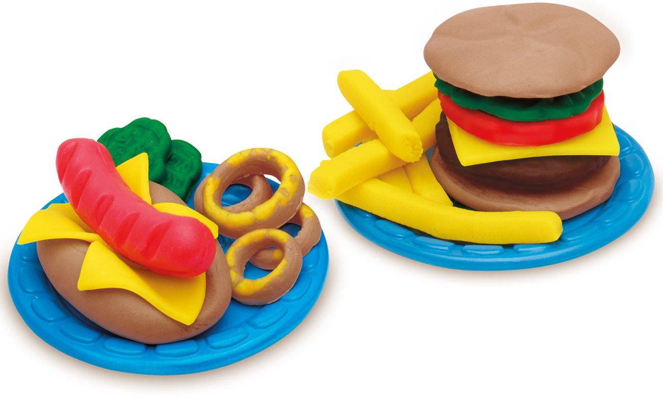 Play-Doh Hamburgery