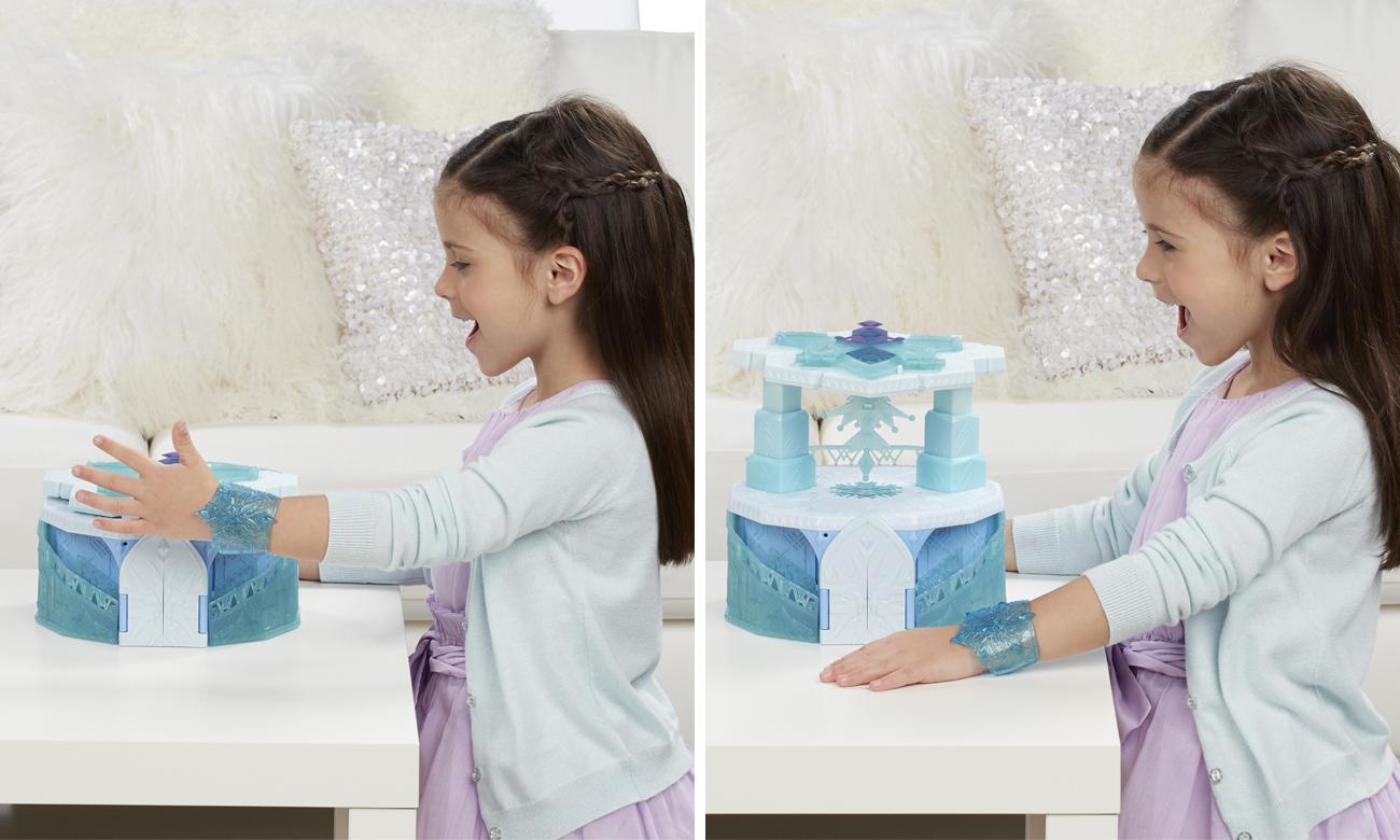 Hasbro Disney Frozen Magiczny Zamek Elsy