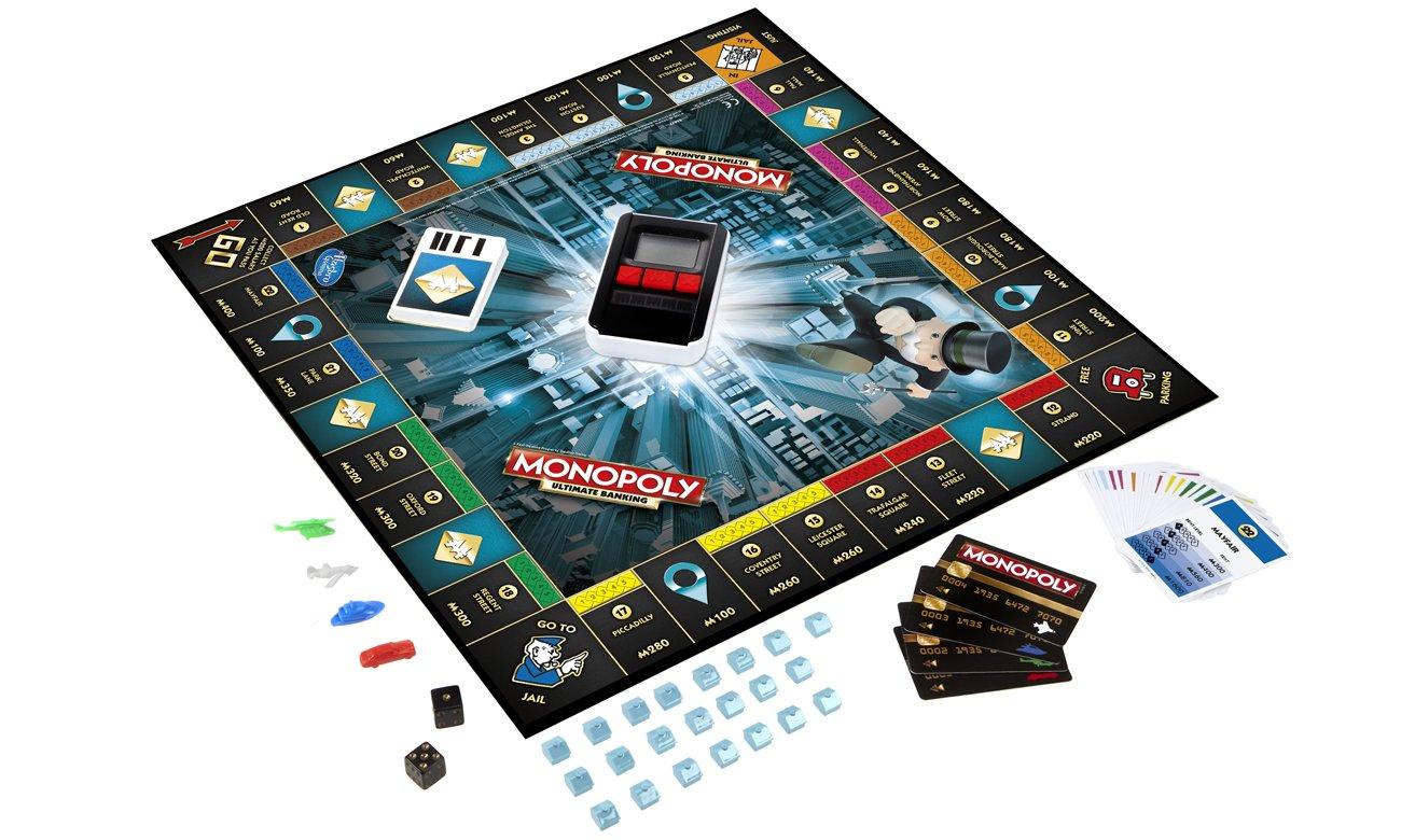 monopoly ultra banking elementy