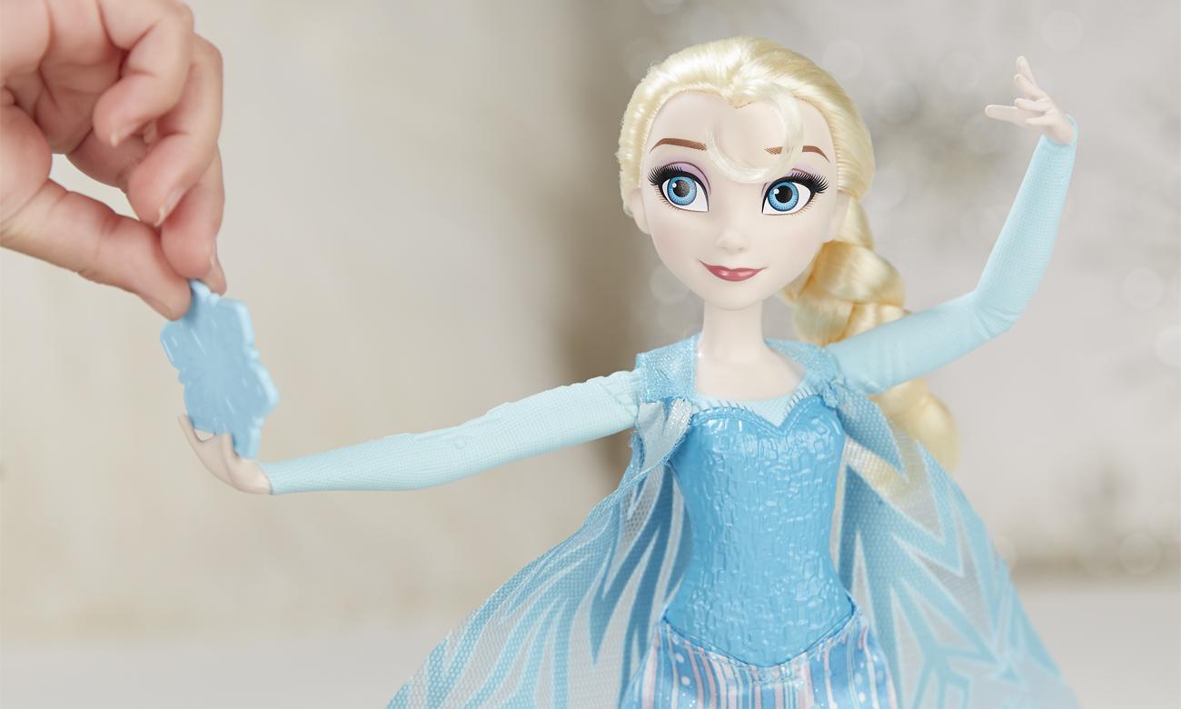 Hasbro Disney Frozen Mroźna Elsa