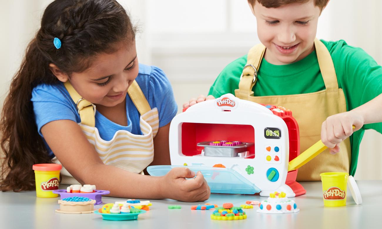 Play-Doh magiczny piekarnik