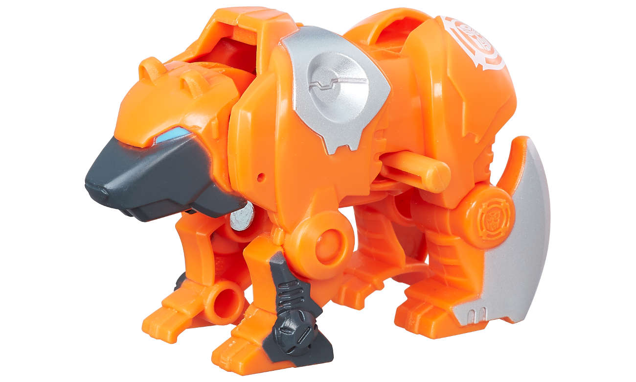 Transformers Rescue Bots Sequoia