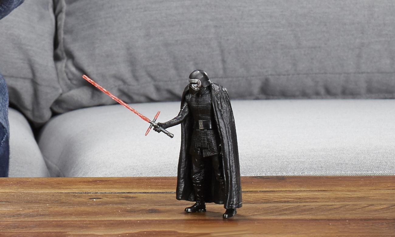 star wars figurka kylo rena