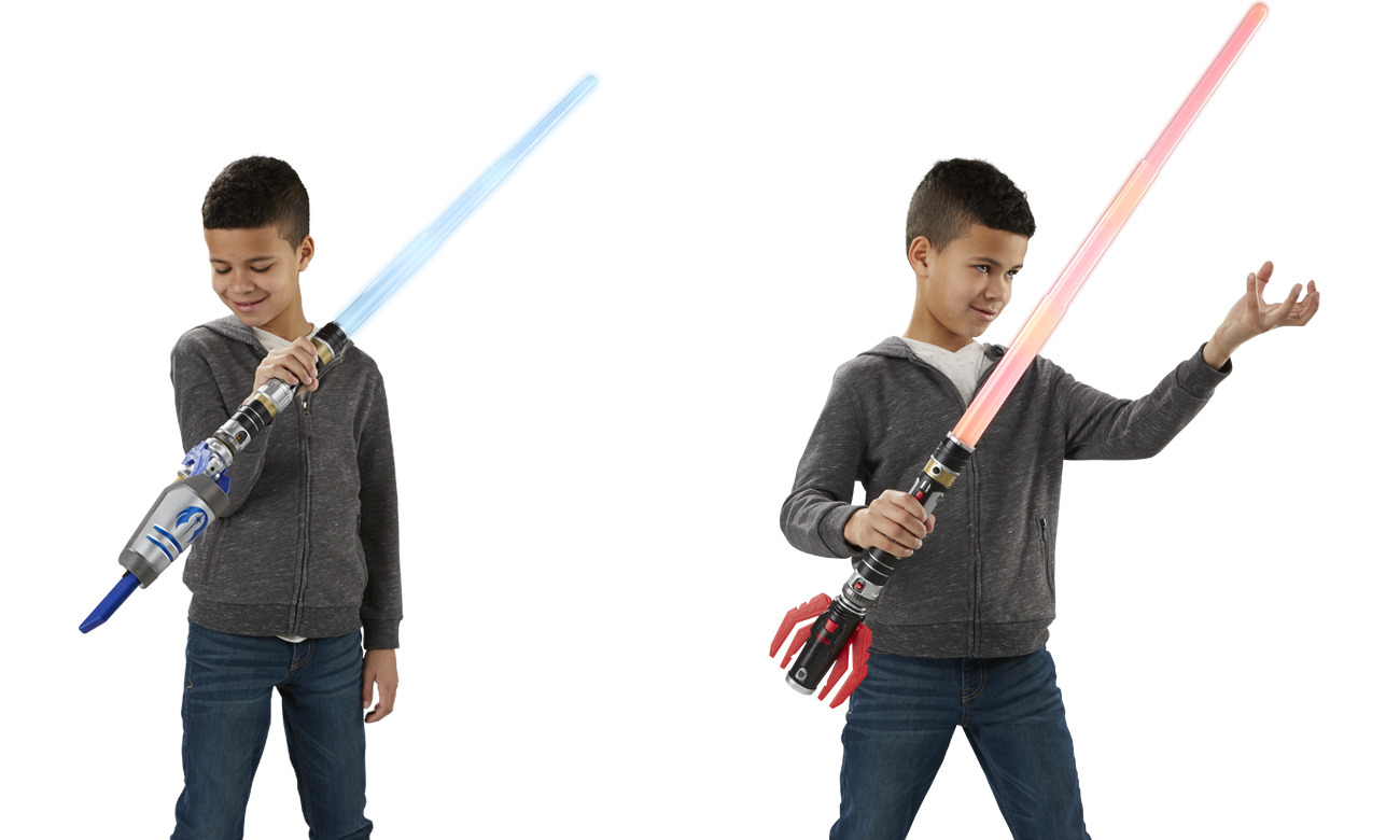 Hasbro Star Wars Miecz Path of the force Lightsaber