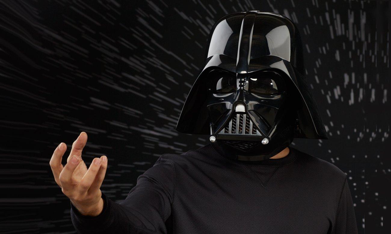 Hasbro Star Wars Darth Vader kask premium