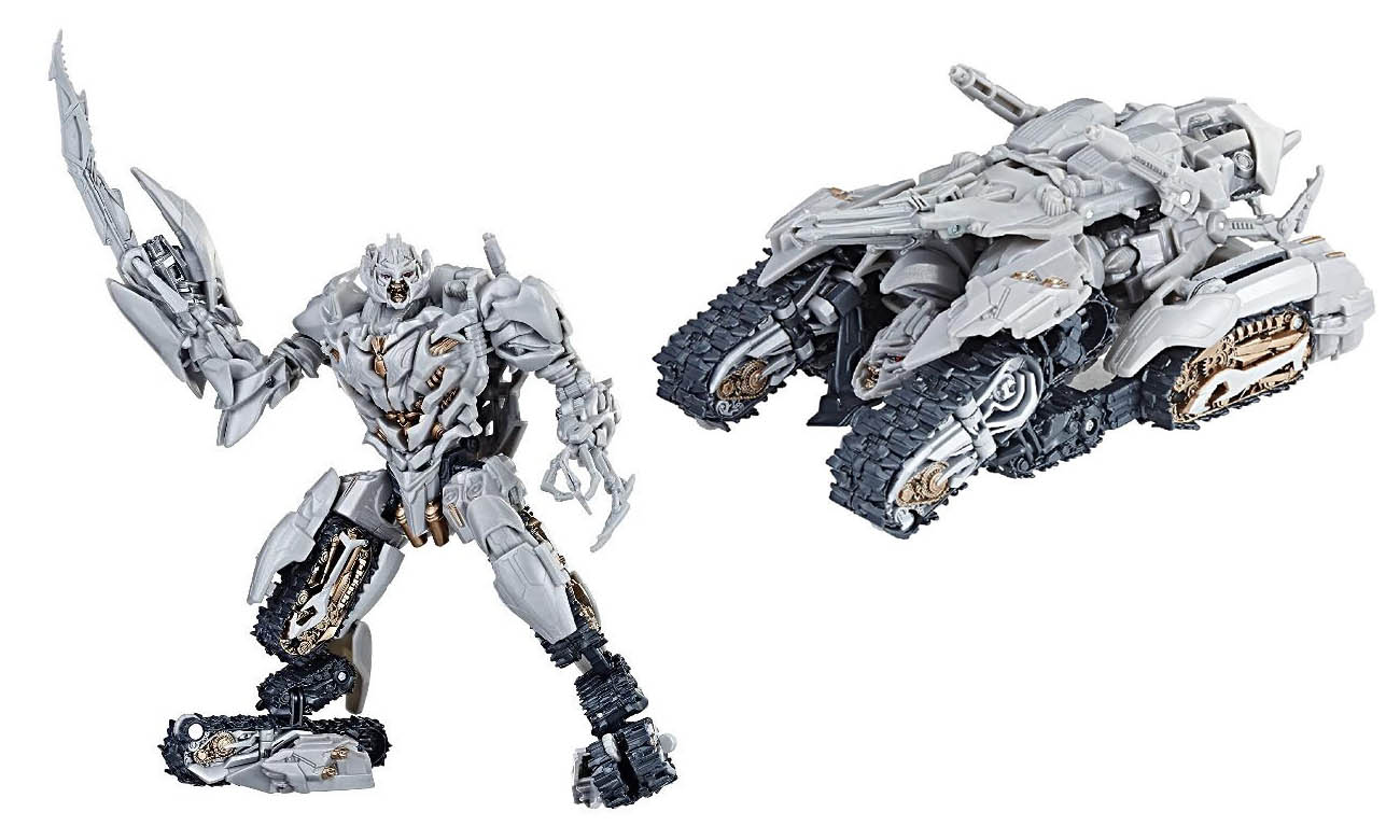 Hasbro Transformers Studio Series Voyager 30 Fox Megatron