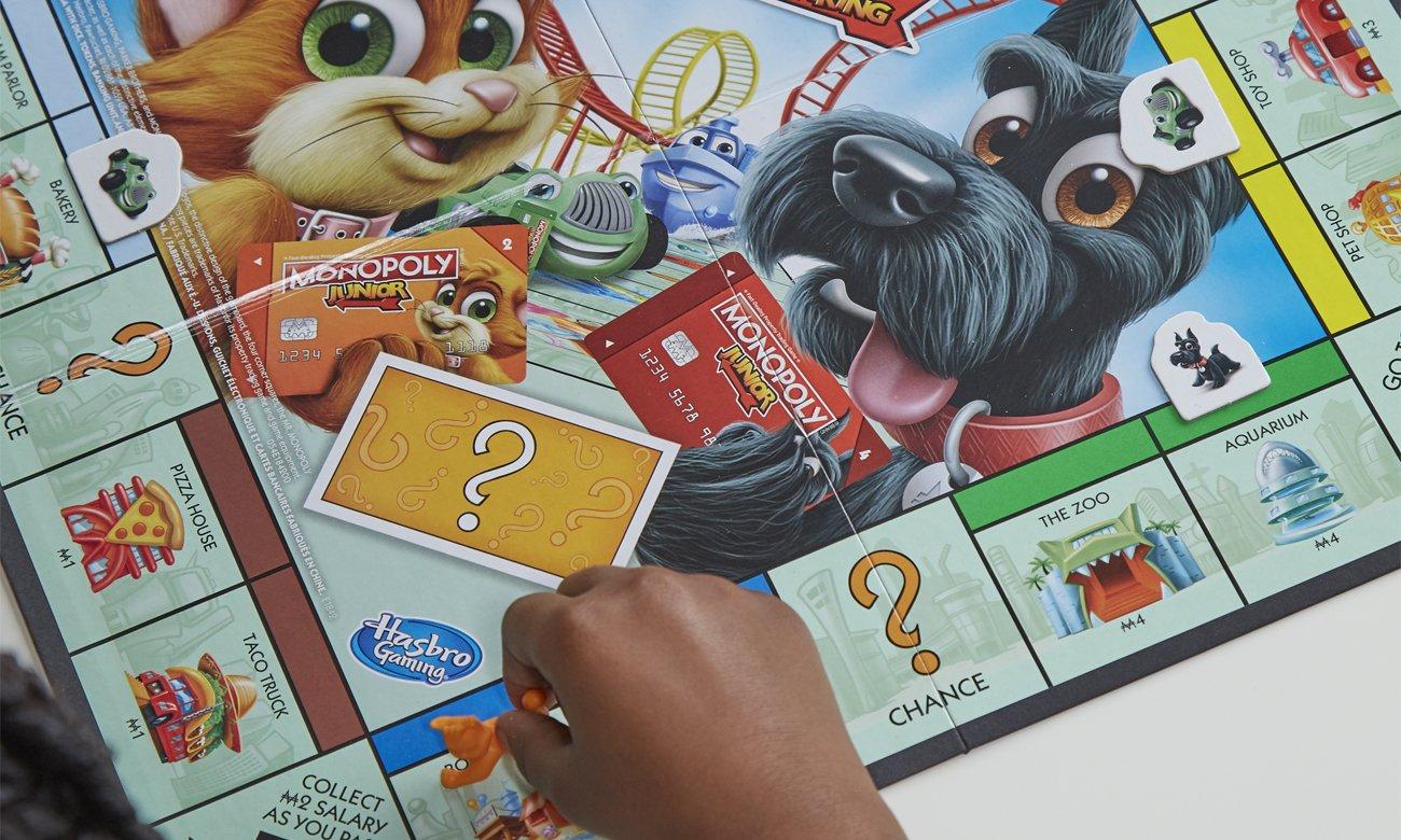 monopoly dla dzieci