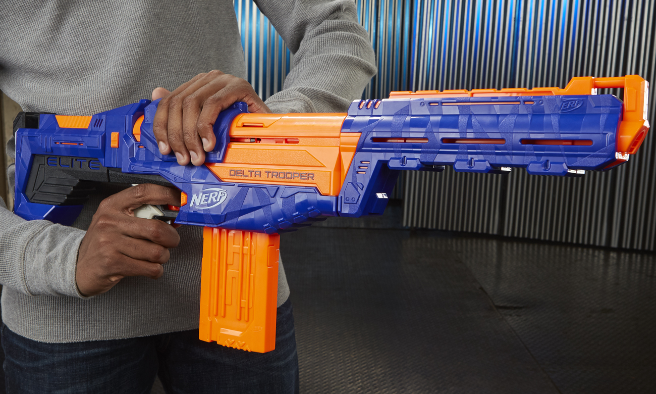 delta trooper blaster