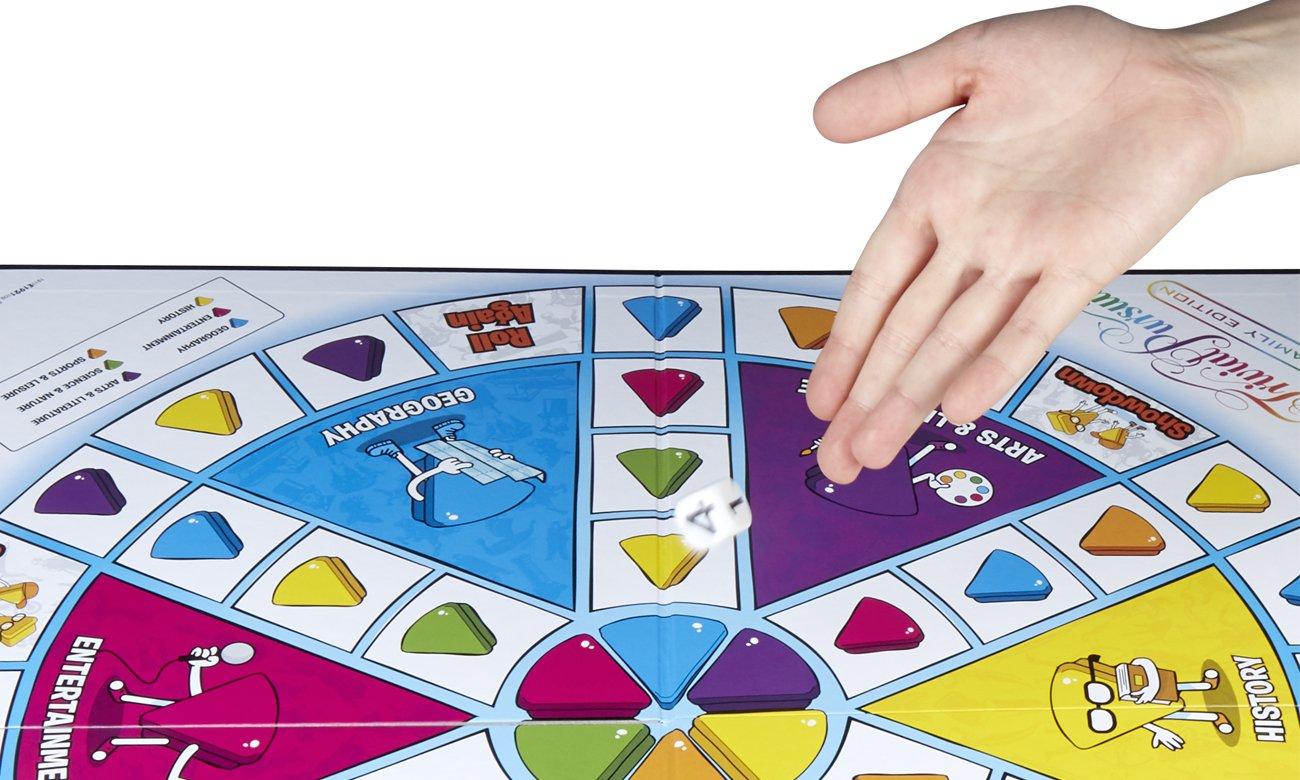 Hasbro Trivial Pursuit Edycja Rodzinna