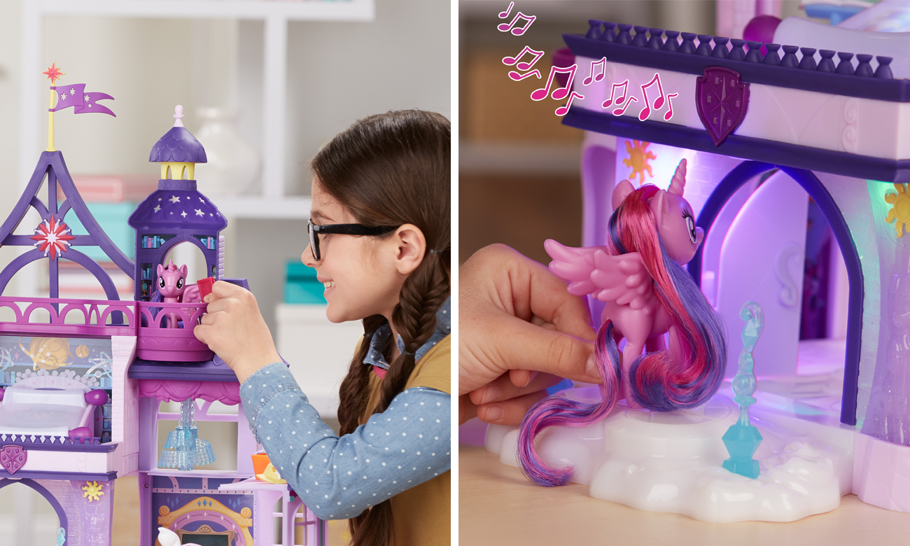 My Little Pony Magiczna Szkoła Przyjaźni