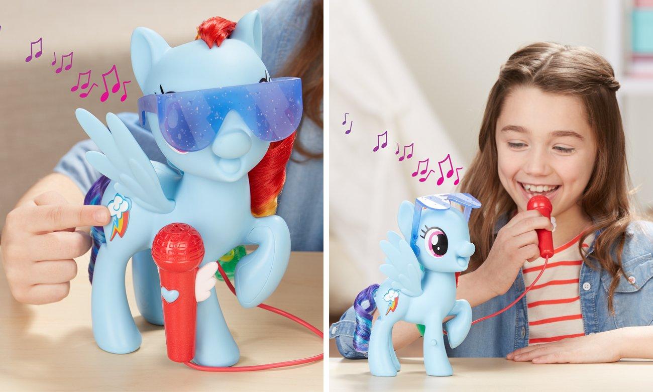 śpiewający kucyk dla dziecka
