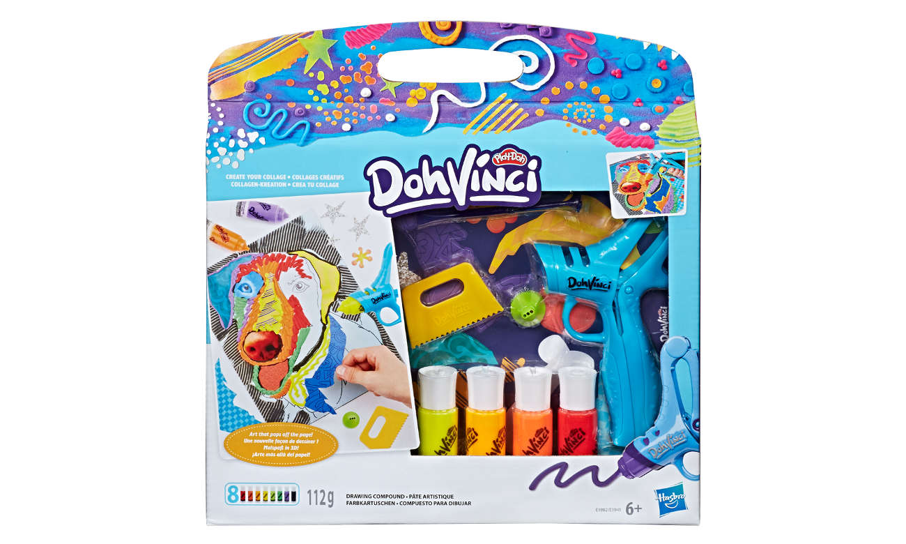 Play-Doh Doh Vinci E1982