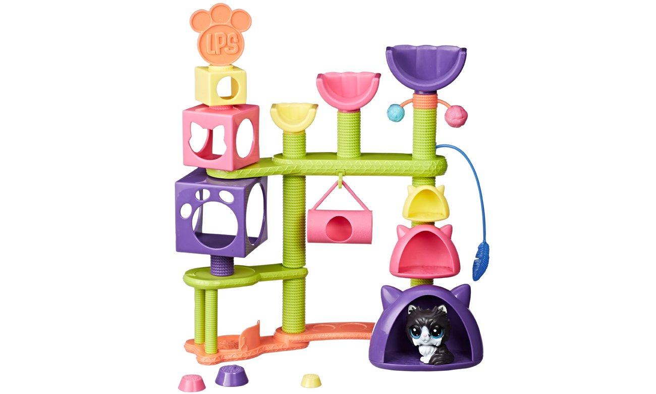 Hasbro Littlest Pet Shop Koci Plac Zabaw