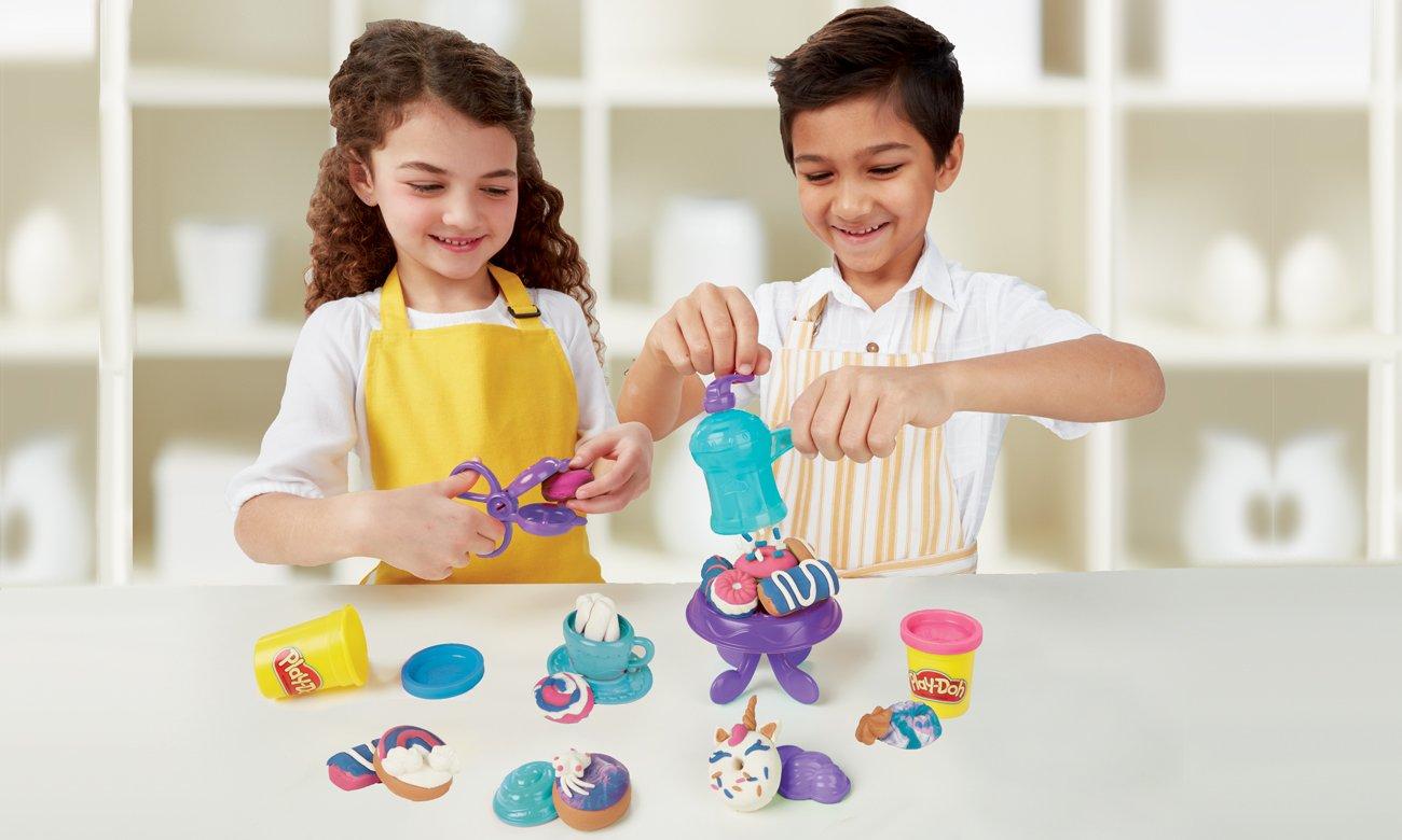 Play Doh Pączki i pączuszki
