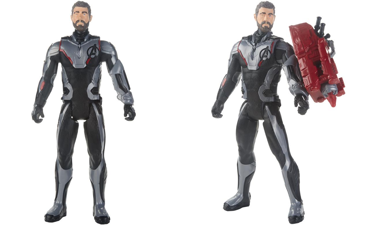 Hasbro Marvel Avengers Endgame Tytan Hero Thor E3921