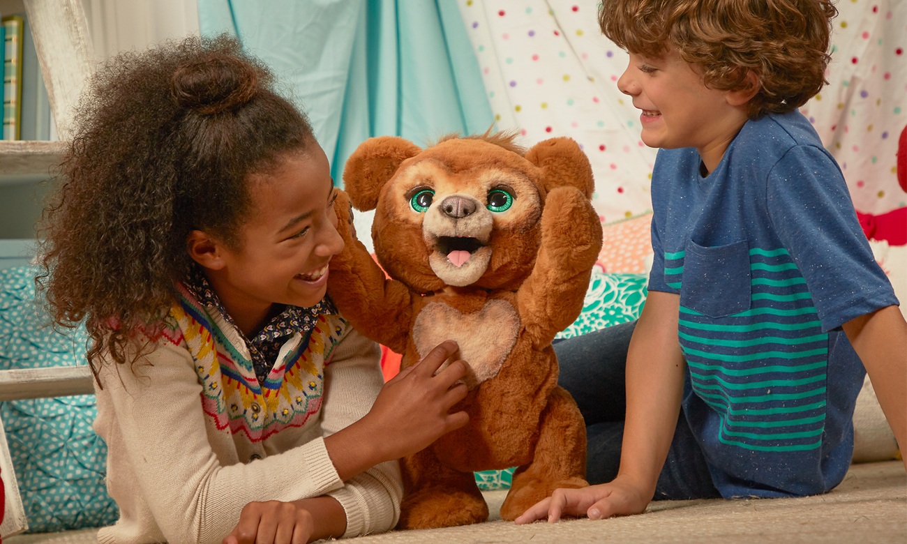 Hasbro FurReal Niedźwiadek Cubby