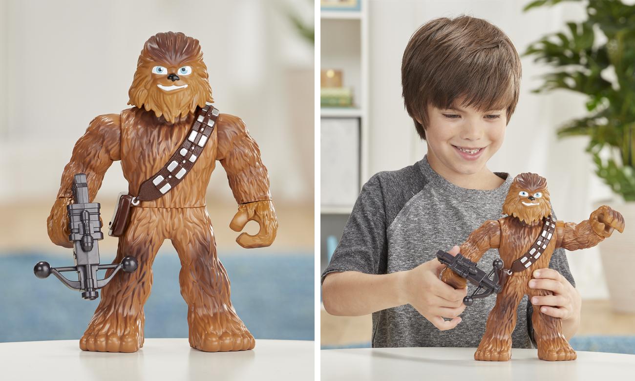 Hasbro Disney Star Wars Mega Mighties Chewbacca