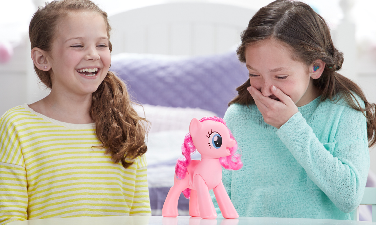Hasbro My Little Pony Roześmiana Pinkie Pie