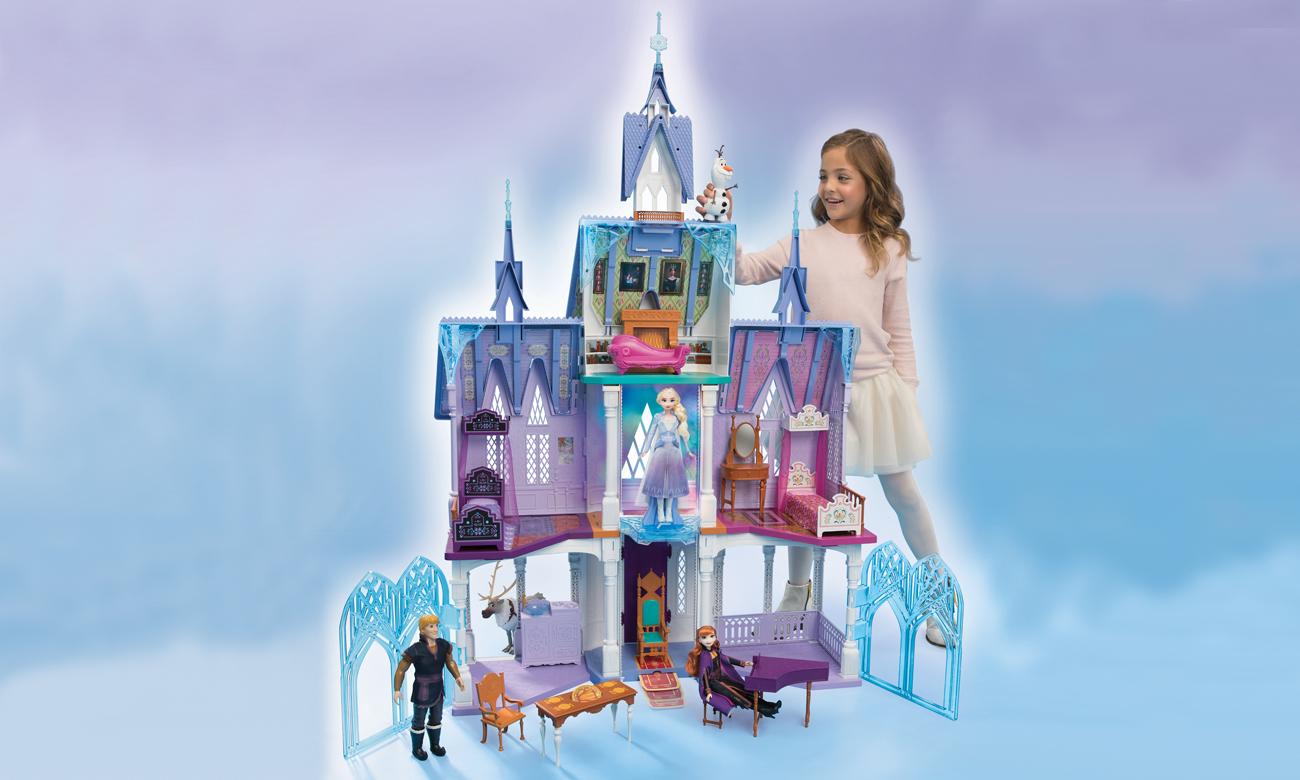 Hasbro Disney Frozen 2 Zamek Arendelle Kraina Lodu