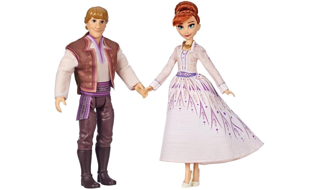 Hasbro Disney Frozen 2 Anna i Kristoff