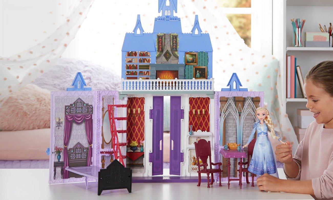 Hasbro Disney Frozen 2 Składany Zamek Arendelle