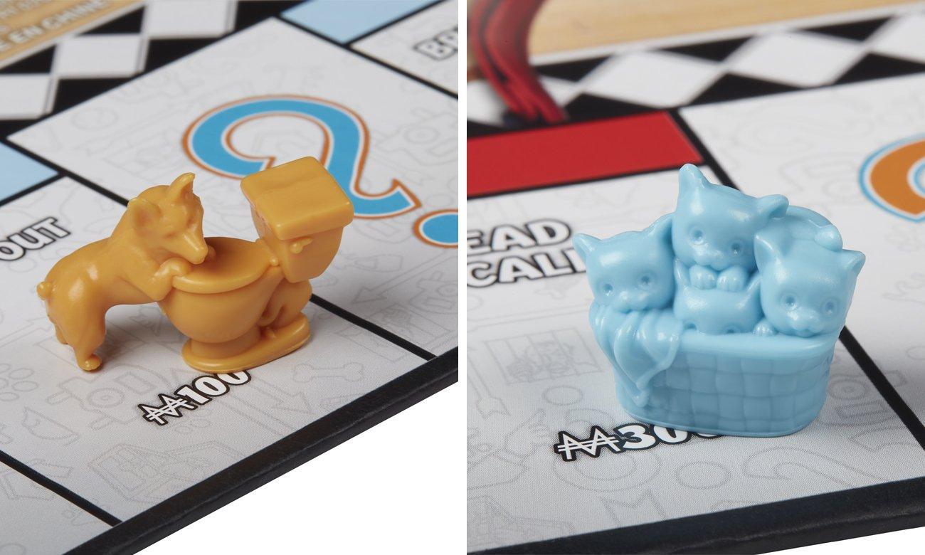 monopoly zwierzęta