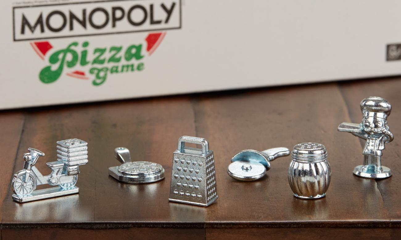 gra planszowa monopoly pizza