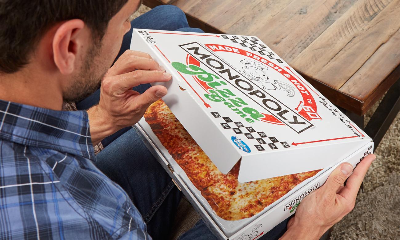 gra monopoly nowa wersja pizza