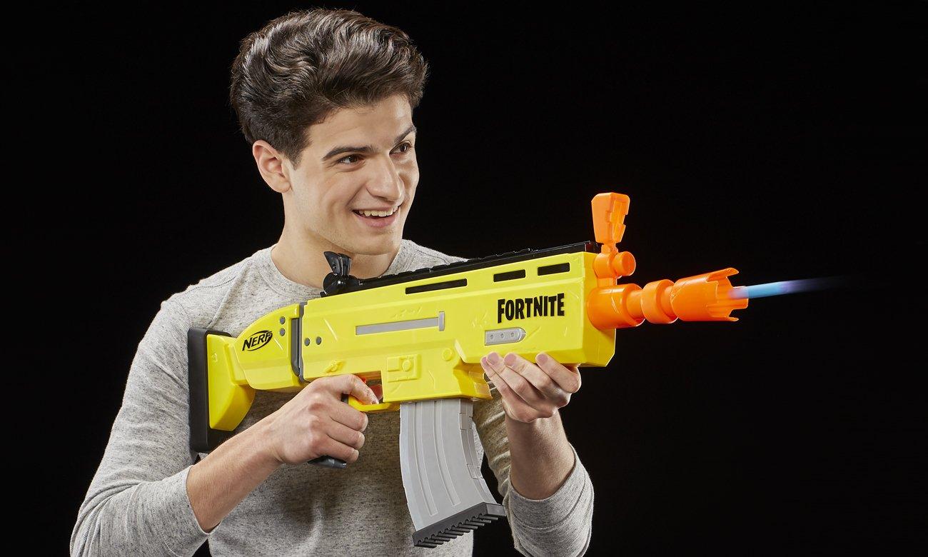 Hasbro NERF Fortnite AR-L Elite Dart Blaster