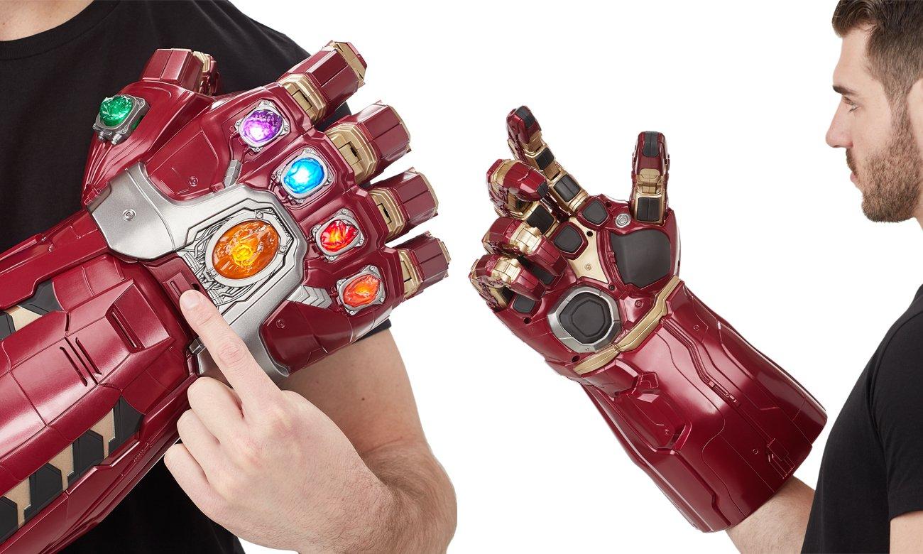 interaktywna rękawica nieskończoności