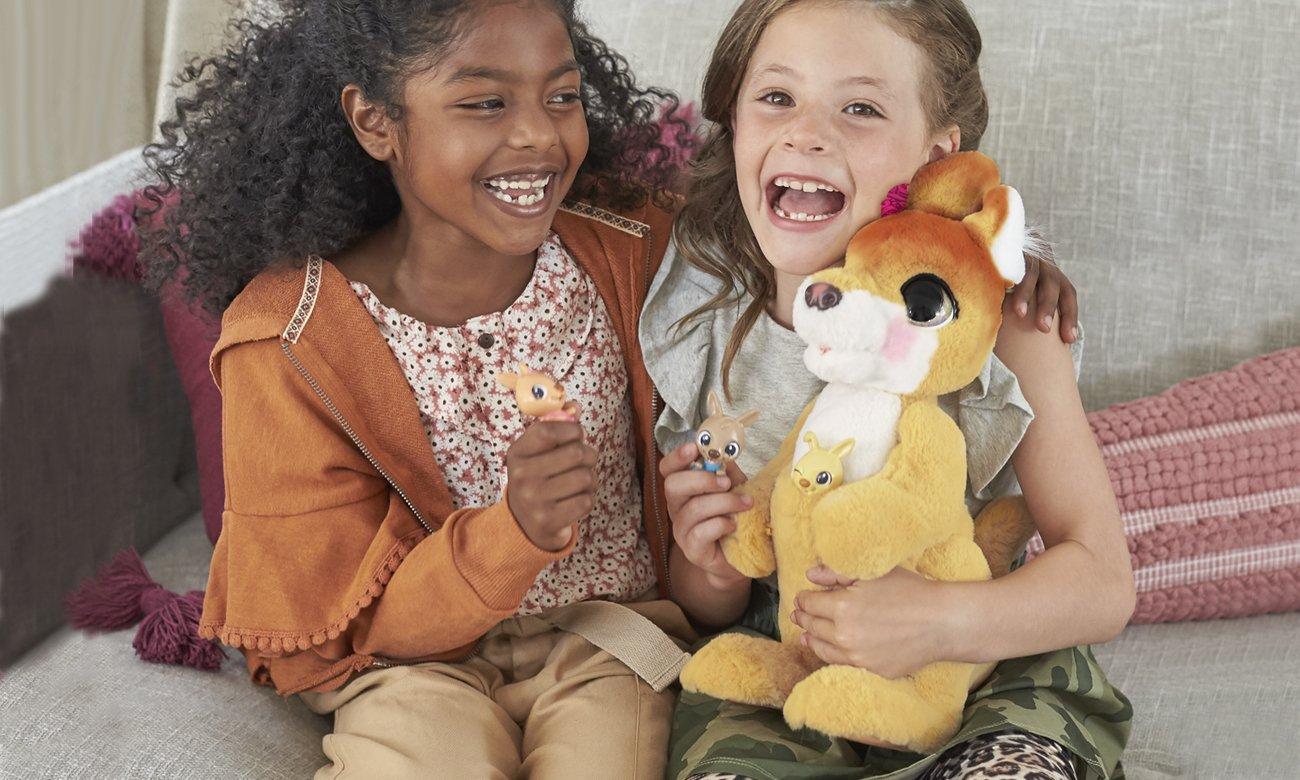 Hasbro FurReal Interaktywny kangur Mama Josie